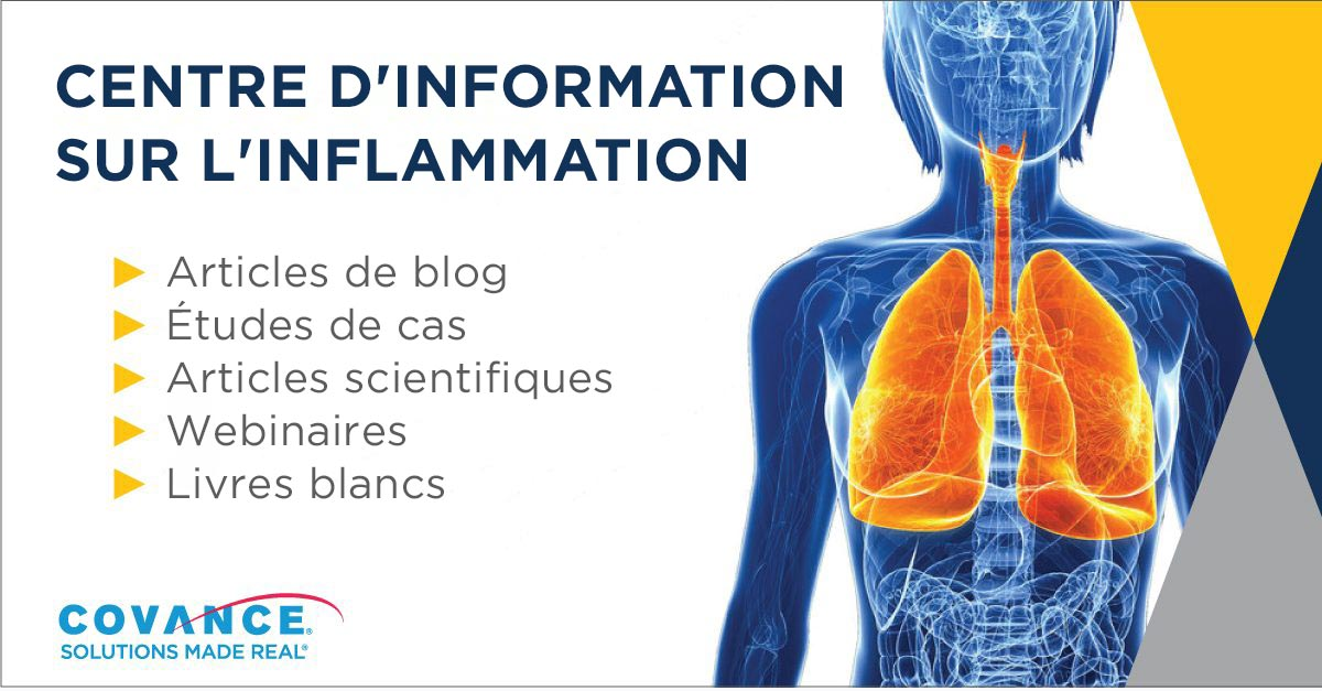 Inflammation chez Covance