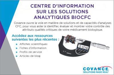 Centre d'information CFC Biopharm chez Covance