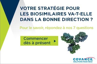 Votre stratégie en matière de biosimilaires va-t-elle dans la bonne direction ?